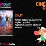 Filmowy Świat Przedszkolaka w Cinema City