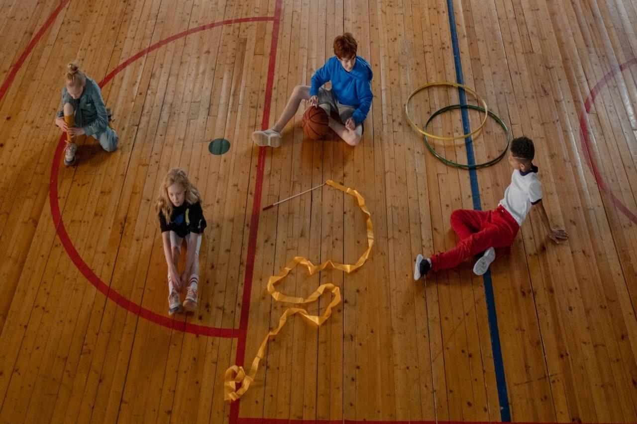 Jak zapewnić swojemu dziecku komfort podczas aktywności fizycznej, czyli słowo o spodenkach do gimnastyki